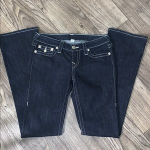 NWOT Becca Bootcut True Religion Jeans